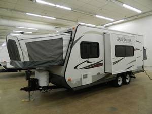 2013 Jayco Jay Feather X20E