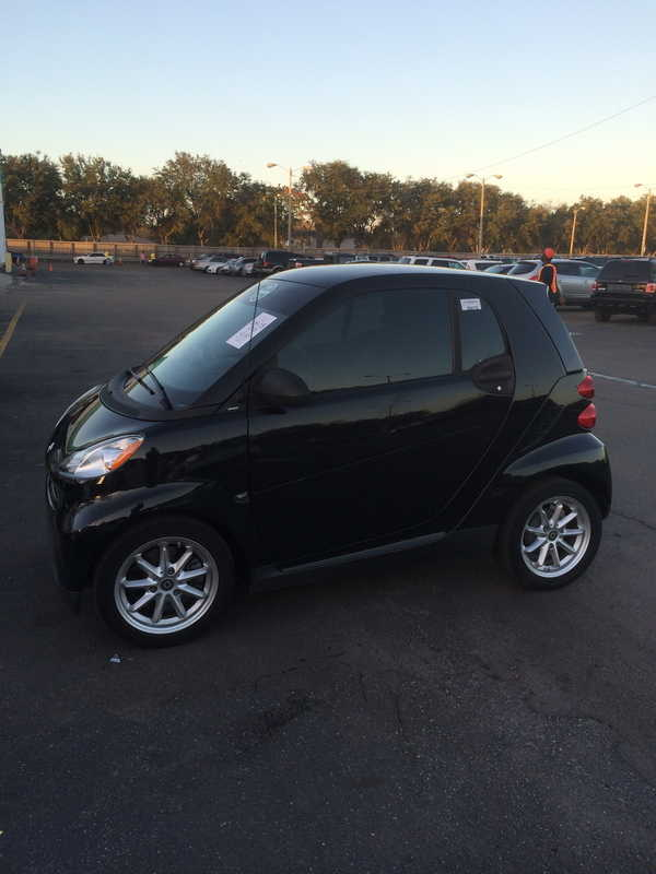 2009 Mercedes Smart FOR TWO PASSION