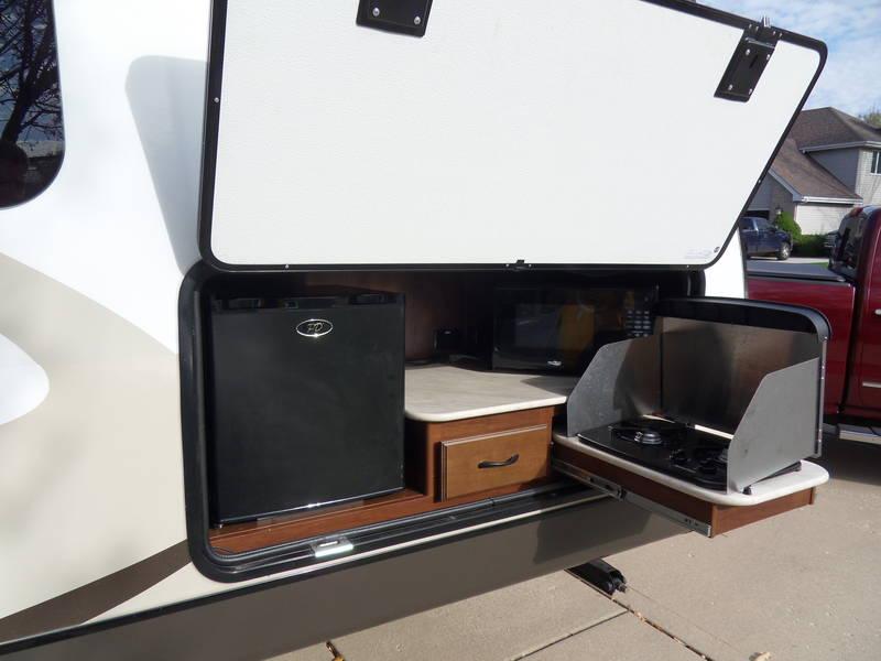 2014 Jayco White Hawk Ultra Lite 33BHBS