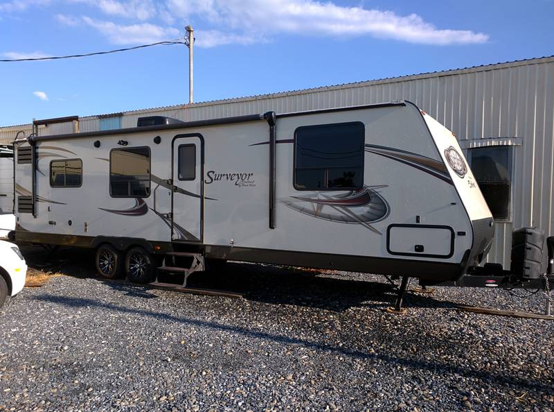 2013 Forest River Surveyor Select 301