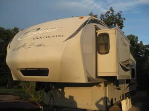 2012 Keystone Cougar 291RLS