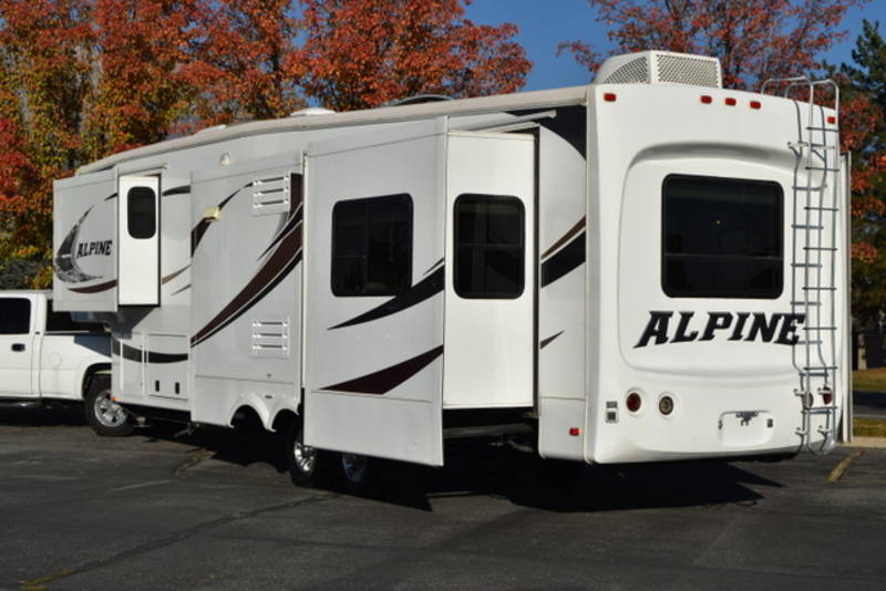 2011 Keystone Alpine 3500RE