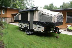2018 Coachmen Clipper Sport 108ST