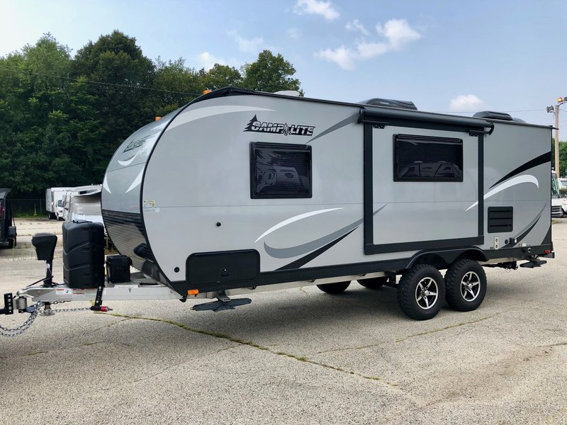 2018 Livin Lite Camplite 21bhs Travel Trailers Rv For