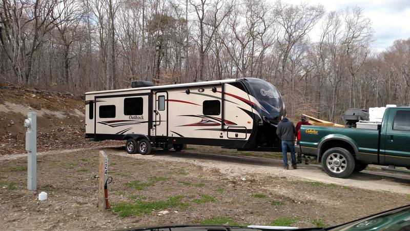 2015 Keystone Outback Ultra-Lite 316RL
