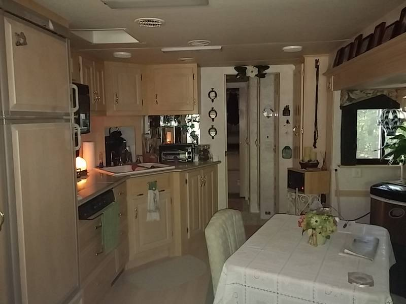 2000 Newmar Mountain Aire 3797