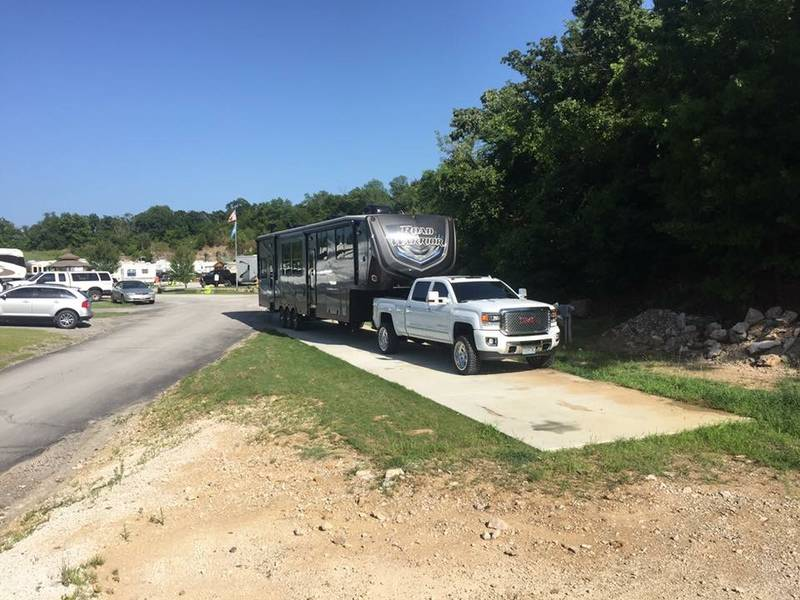 2016 Heartland Road Warrior 425