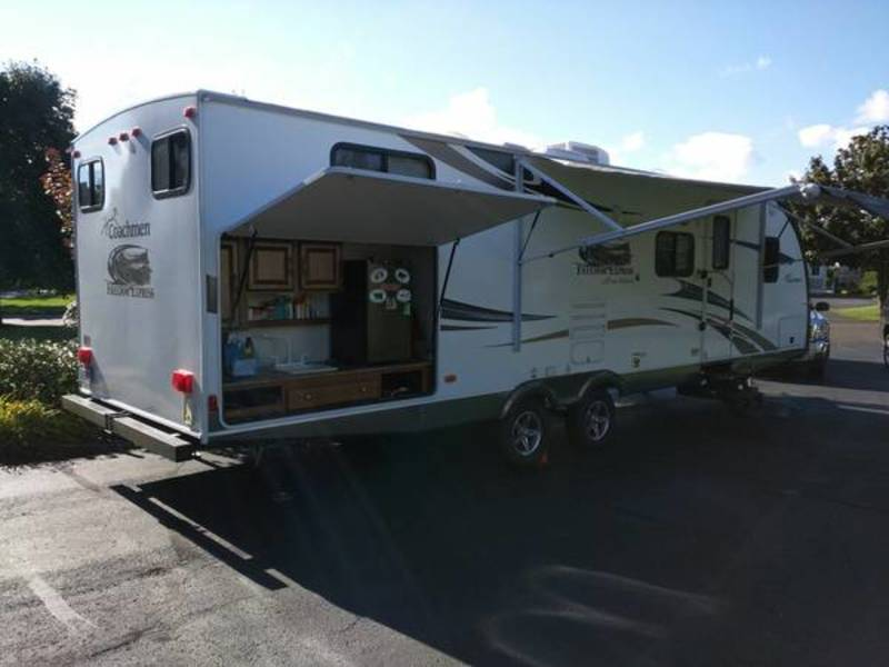 2012 Coachmen Freedom Express Liberty Edition 292BHDS