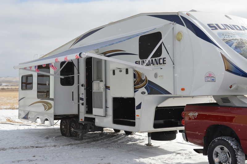2012 Heartland Sundance 3300QS