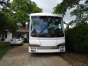 2000 American Coach American Heritage 45SS