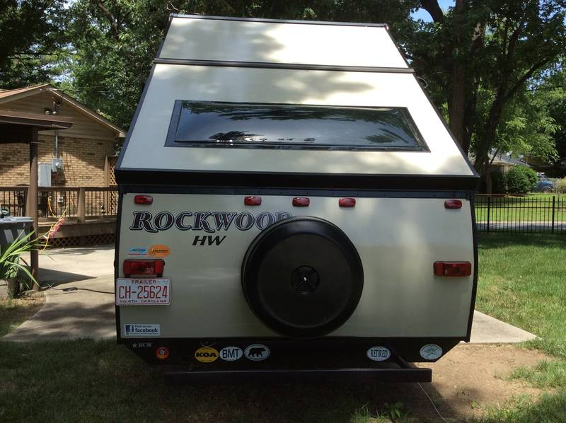 2016 Forest River Rockwood Hard Side High Wall A213HW