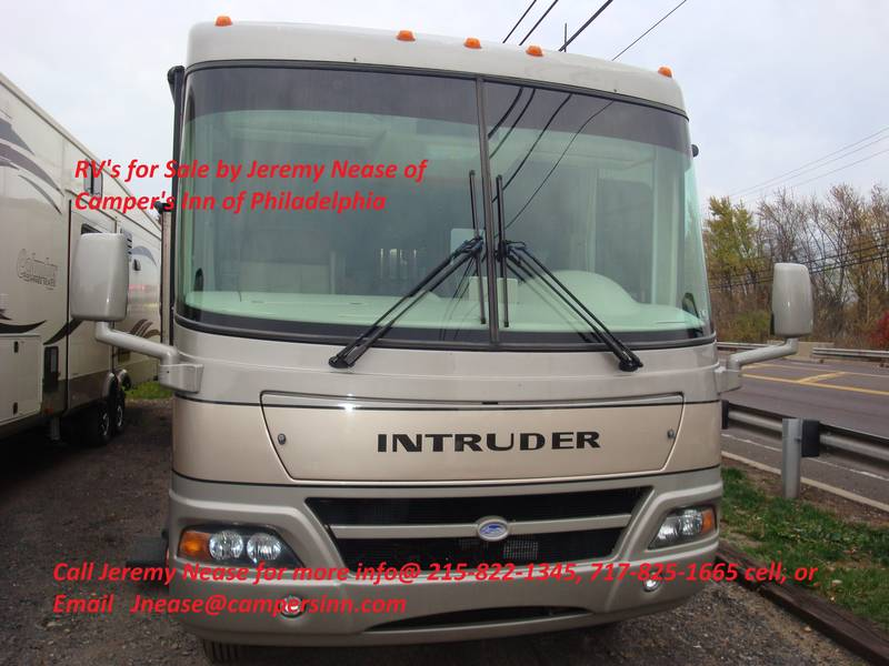2005 Damon Intruder 378