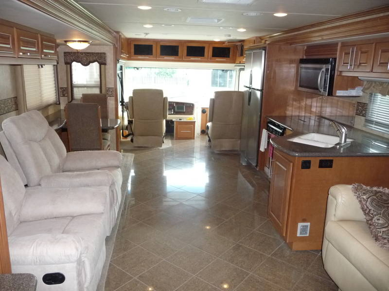 2011 Coachmen Sportscoach Pathfinder 405FK