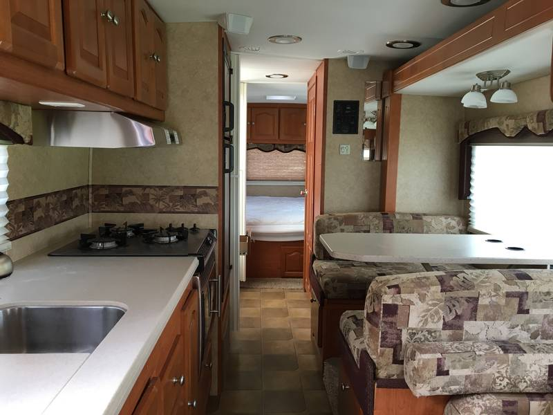 2010 Forest River Lexington GTS 300 SS