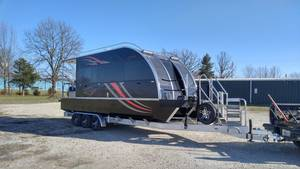 2018 Land and Sea RV  Freedom 25