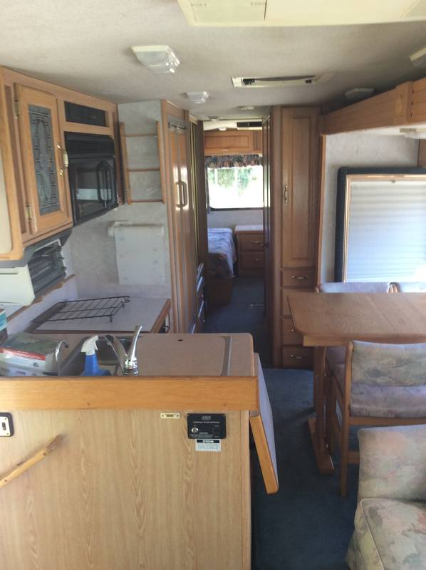 1996 Rexhall Aerbus Class A Gas Rv For Sale By Owner In