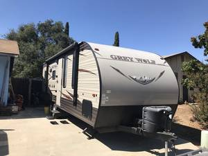 2016 Forest River Cherokee Grey Wolf 22RR