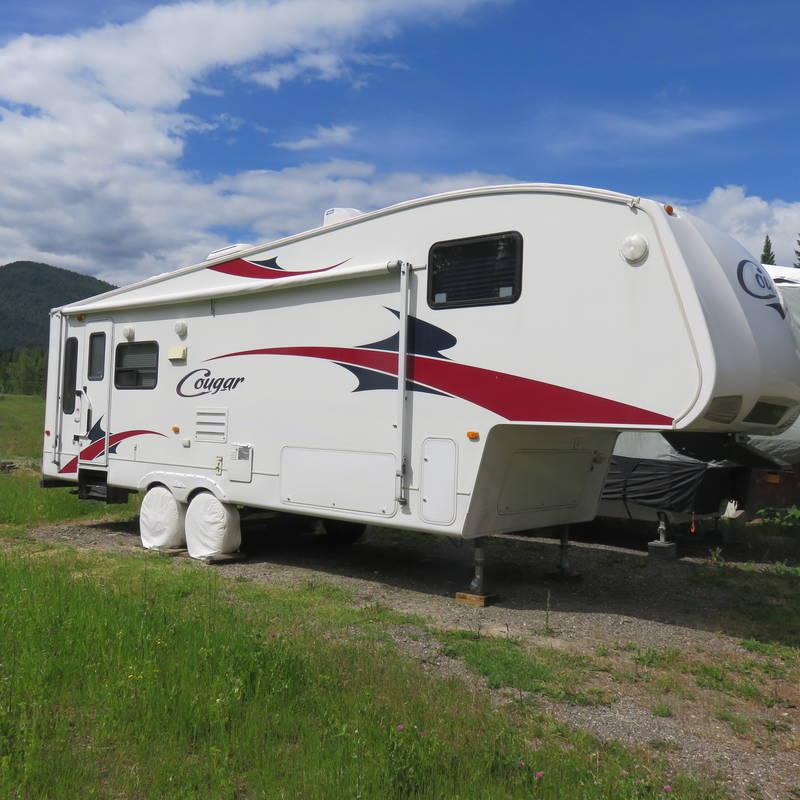2009 Keystone Cougar 291RLS