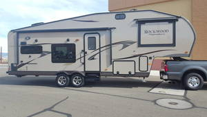 2013 Forest River Rockwood Signature 8280WS