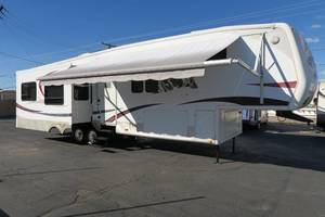 2007 Keystone Everest 345S