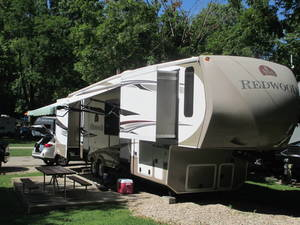 2012 Thor Industries redwood 36FL