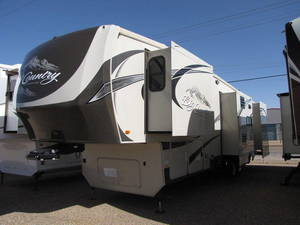 2012 Heartland Big Country 3510RL