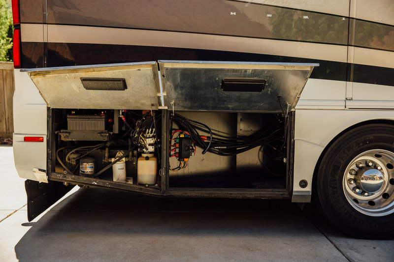2007 American Coach American Heritage 45E