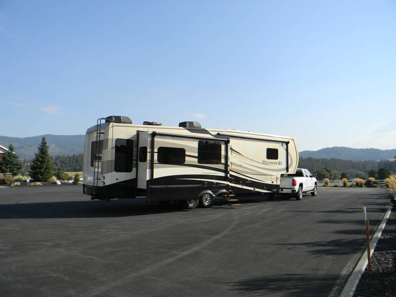 2015 Redwood RV Redwood 36FB