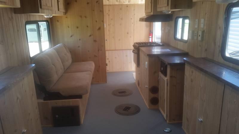 2015 Forest River Salem Ice Cabin SMT8X16FK