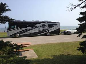 2011 Tiffin Allegro Bus 40QXP