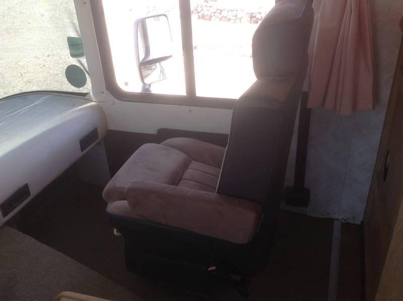 1999 Rexhall Aerbus 3550BSL