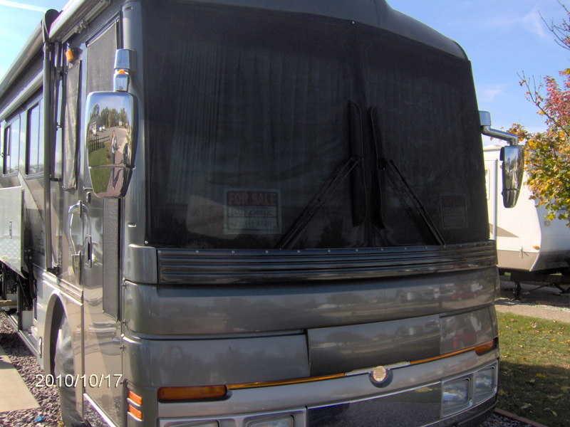 2003 American Coach American Eagle 40Q