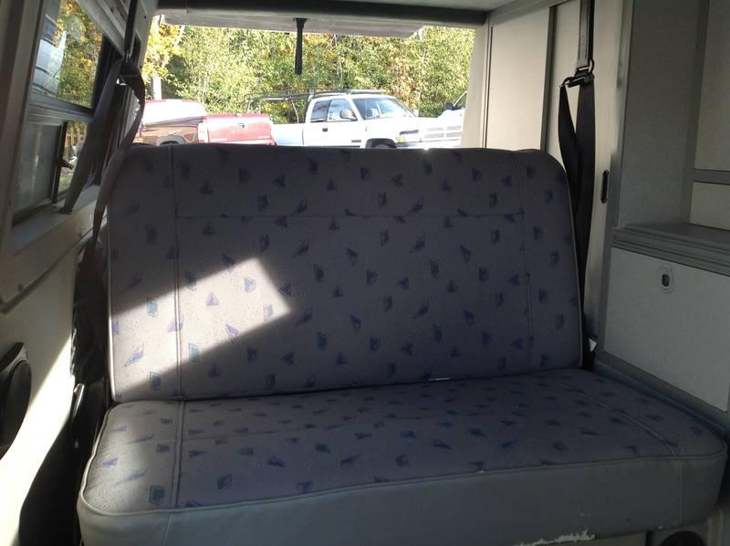 1999 Winnebago Eurovan
