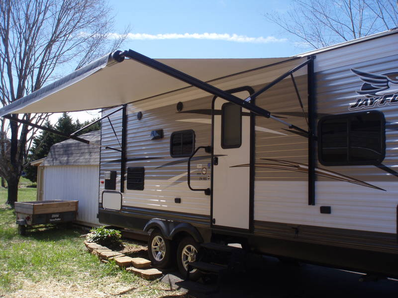 2016 Jayco Jay Flight 24FBS