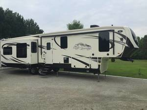 2015 Heartland Big Country 3596RE