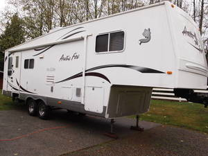 2008 Northwood Arctic Fox 29-5T