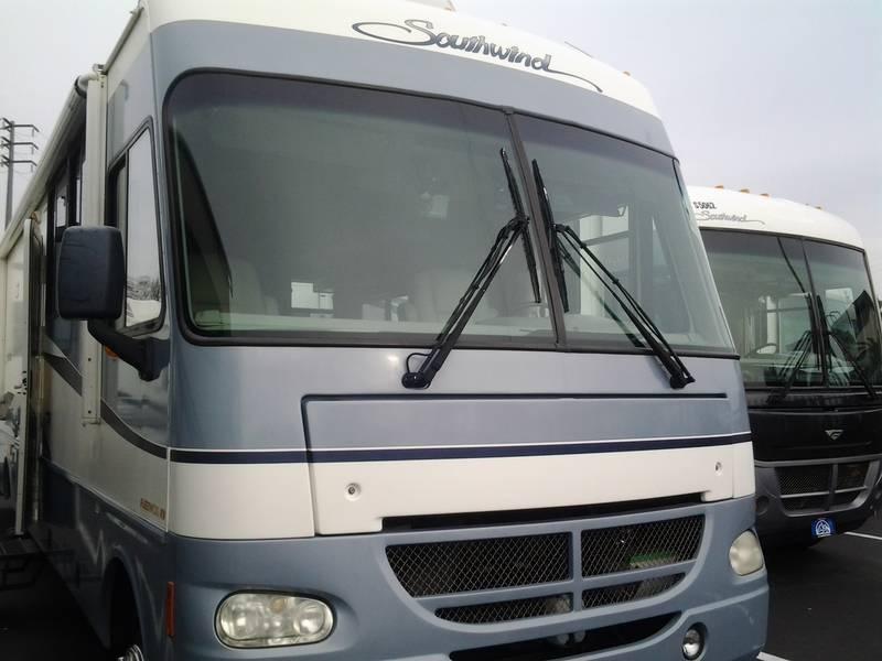 2003 Fleetwood Southwind 37A