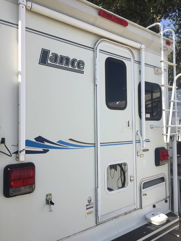 2003 Lance Longbed 1130