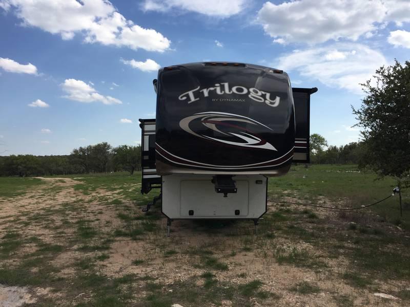 2014 Dynamax Trilogy Touring 36RL
