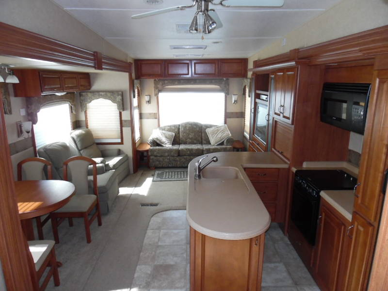 2007 DRV Select Suites 36TK3