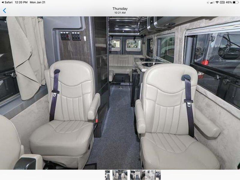 2012 Airstream Interstate