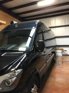 2014 Mercedes Airstream Interstate