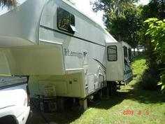 2002 Glendale RV Titanium 30E35DS