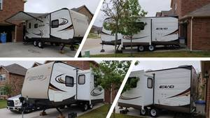 2015 Forest River Evo 2160