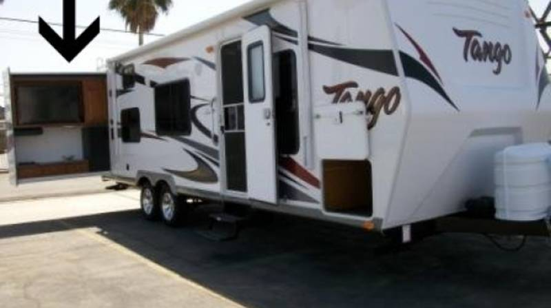 2011 Pacific Coachworks Tango 257BH