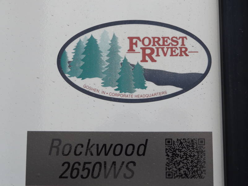 2018 Forest River Rockwood Ultra Lite 2650WS