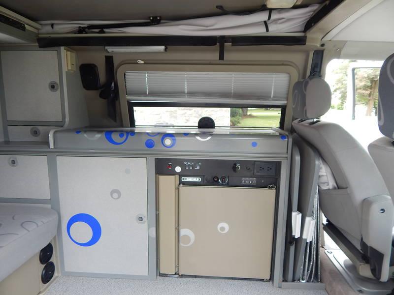 1999 Volkswagen Eurovan Camper Conversion Van RV For Sale By