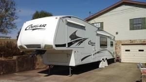 2009 Keystone Cougar 320SRX
