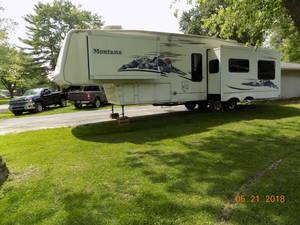 2006 Keystone Montana 3295RK