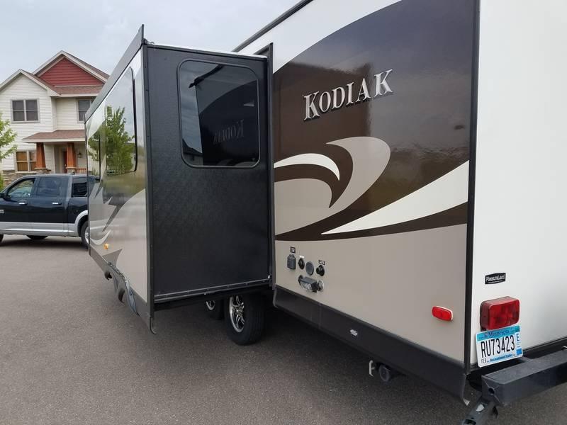 2014 Dutchmen Kodiak 284BHSL